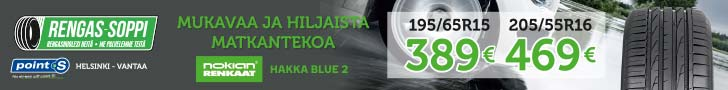 Nokian Hakka Blue 2